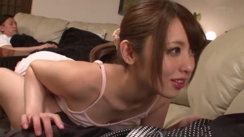 Drama JAV 1080p – Fuck and cum inside sister-in-law Ayu Sakurai is hot with small tits