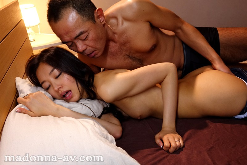 Young Wife And Aged Husband In Hardcore Fucking Sex Tape